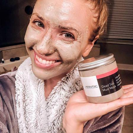 Yeouth, Dead Sea Mud Mask, 8 fl oz (236 ml) Review