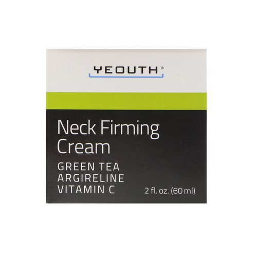 Yeouth, Neck Firming Cream, 2 fl oz (60 ml) Review