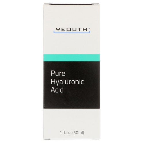 Yeouth, Pure Hyaluronic Acid, 1 fl oz (30 ml) Review
