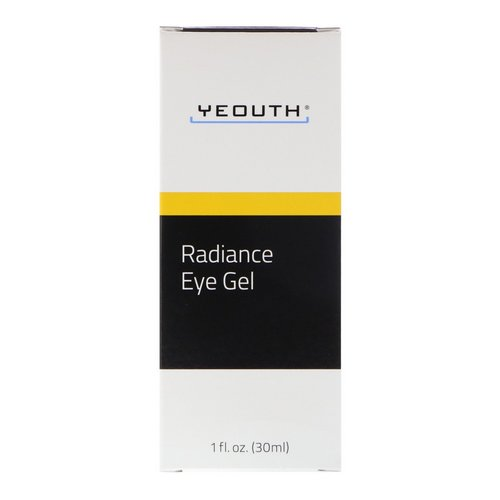 Yeouth, Radiance Eye Gel, 1 fl oz (30 ml) Review