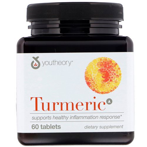 Youtheory, Turmeric, 60 Tablets Review
