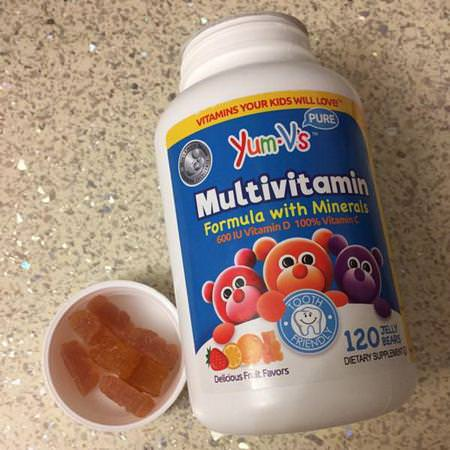 Yum-Vs, Children's Multivitamins