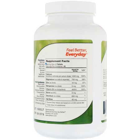 Joint, Bone, Calcium Formulas, Calcium, Minerals, Supplements