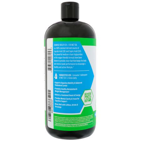 Zenwise Health, MCT Oil