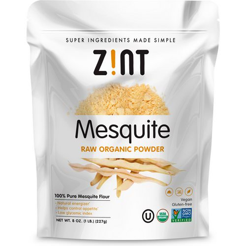 Zint, Mesquite Raw Organic Powder, 8 oz (227 g) Review