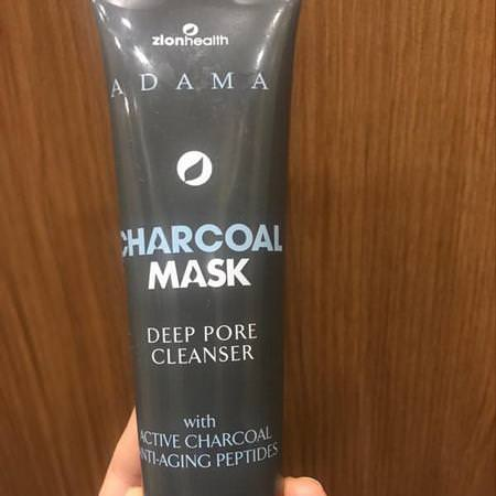 Charcoal Mask, Deep Pore Cleanser