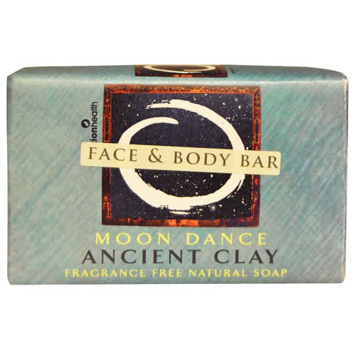 Zion Health, Ancient Clay Natural Soap, Moon Dance, Fragrance Free, 6 oz (170 g) Review