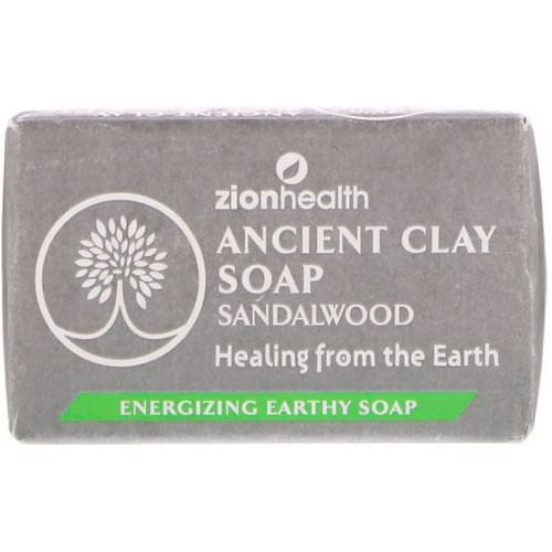 Zion Health, Ancient Clay Soap, Sandalwood, 6 oz (170 g) Review