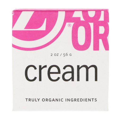 Zoe Organics, Cream, 2 oz (56 g) Review