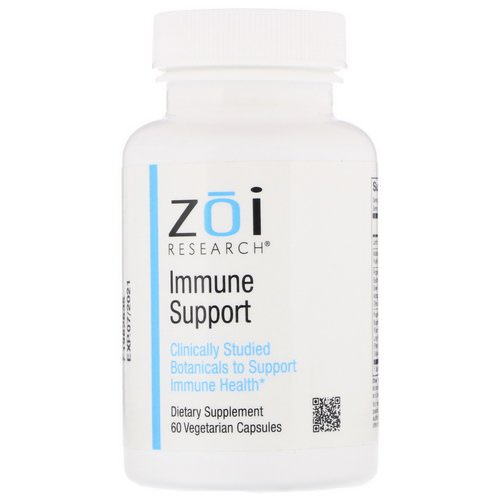ZOI Research, Immune Support, 60 Vegetarian Capsules Review